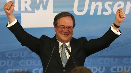 Wahlen | CDU-Spitzenkandidat Laschet kann Ministerpräsident werden