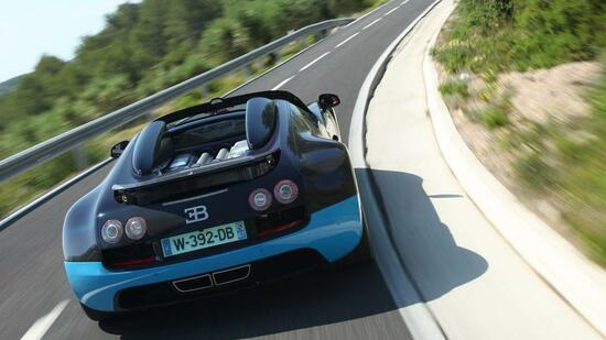 bugatti veyron grand sport vitesse 539 gramm co2 pro. Black Bedroom Furniture Sets. Home Design Ideas