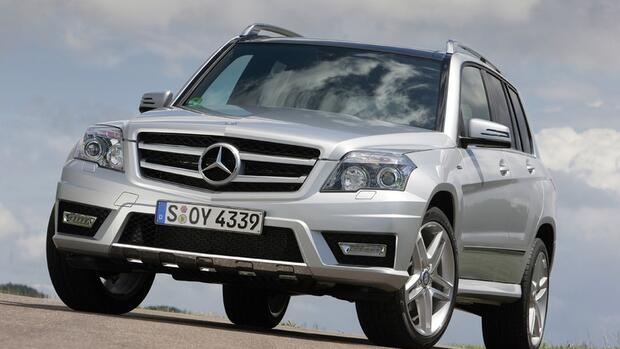 mercedes glk im gebrauchtwagen check sternstunde f r stuttgart. Black Bedroom Furniture Sets. Home Design Ideas