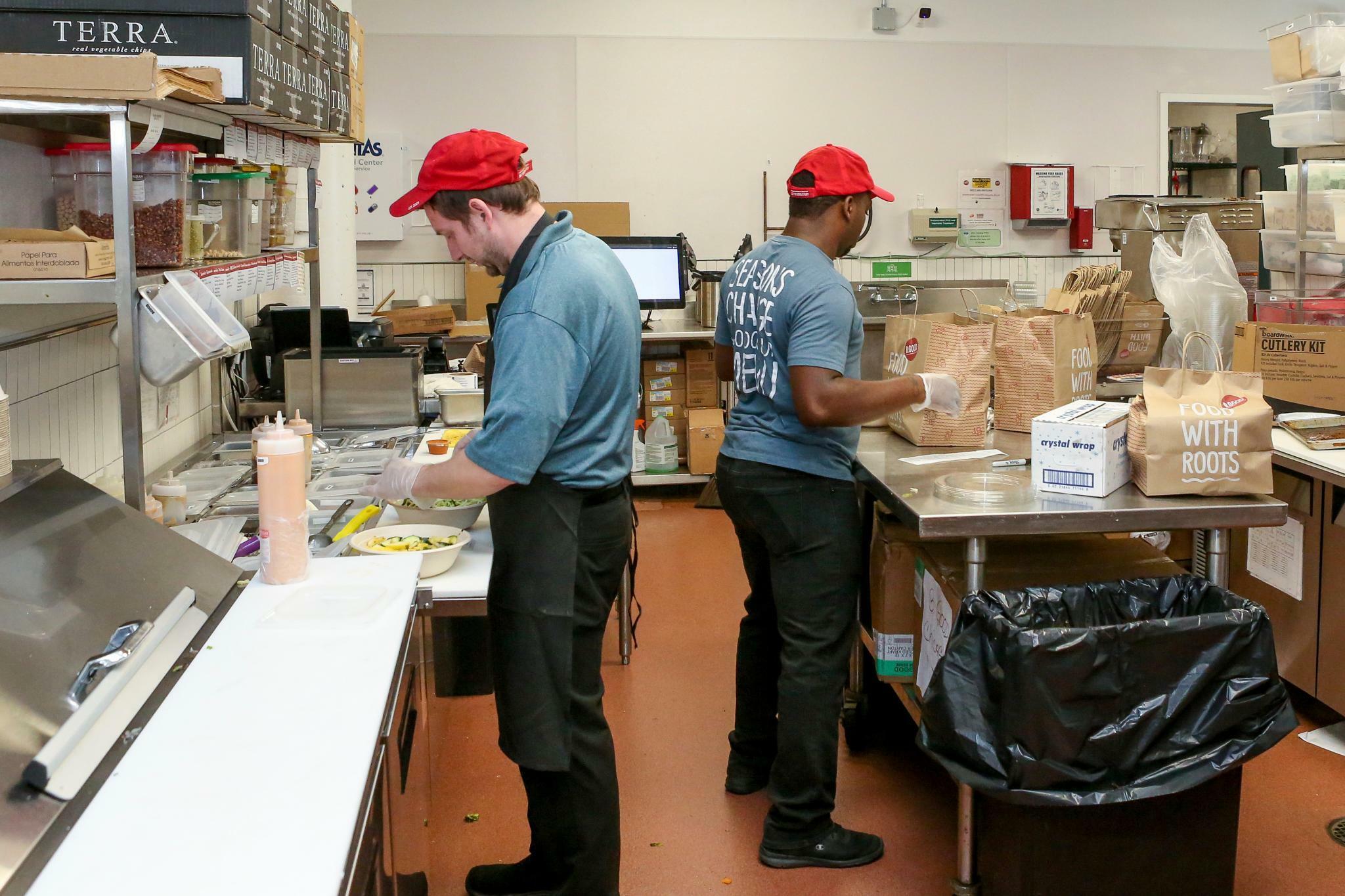 Ghost Kitchen: Die dunklen Küchen Amerikas