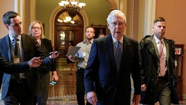 Konjunkturpaket: Senat verabschiedet Hilfsprogramm – das sind die Bestandteile des Zwei-Billionen-Dollar-Pakets