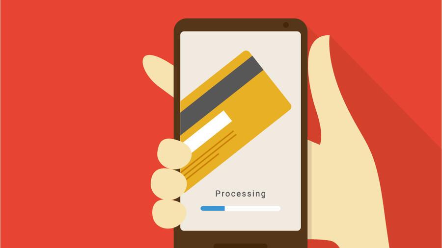 b3e29f82db Die neue Zahlungsrichtlinie verbietet Onlinehändlern zum Beispiel  Zusatzgebühren für Kreditkartenzahlungen. Quelle: Getty Images. Mobiles  Bezahlen