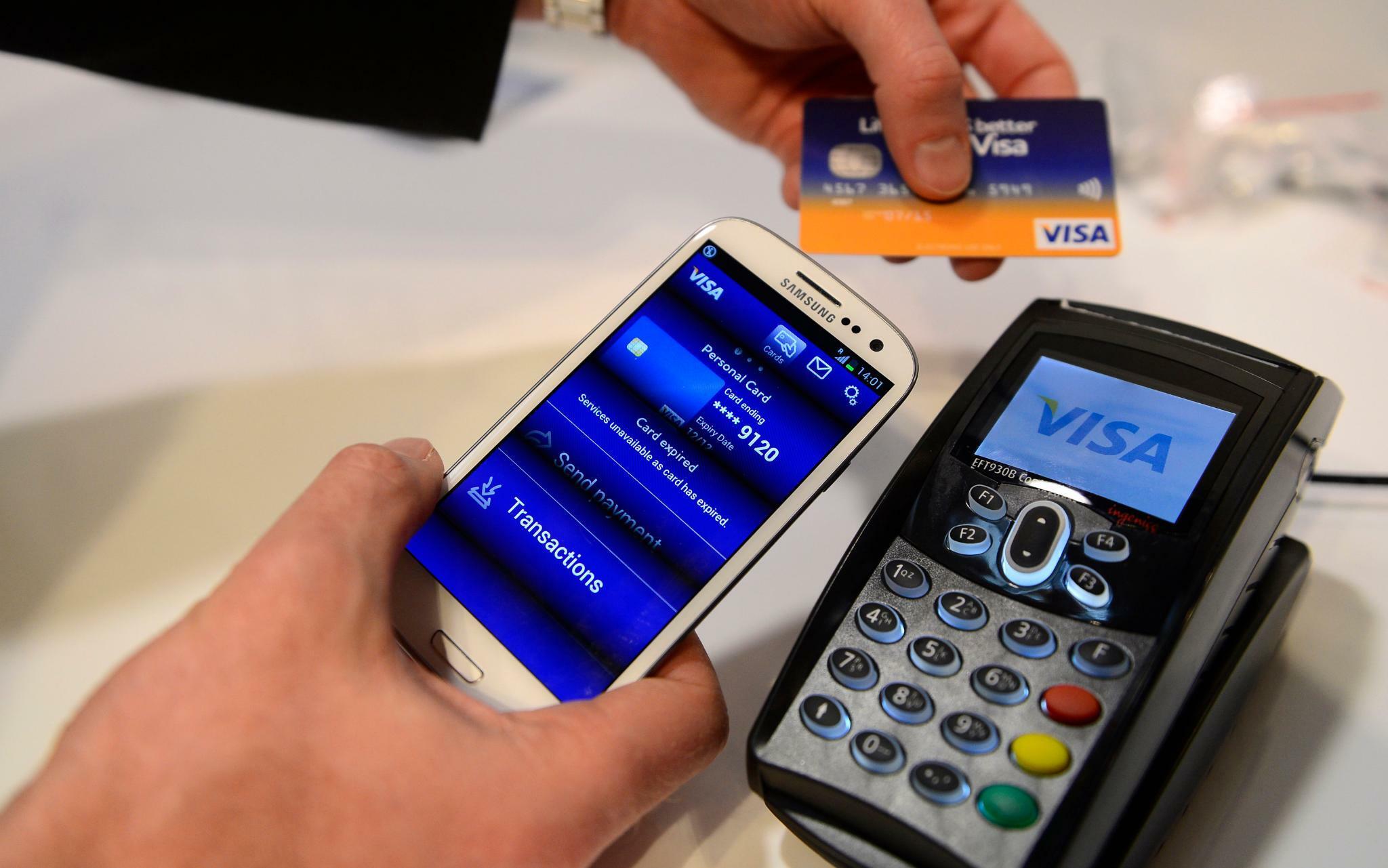 Verbraucher wollen Zahlungsdaten nicht weitergeben