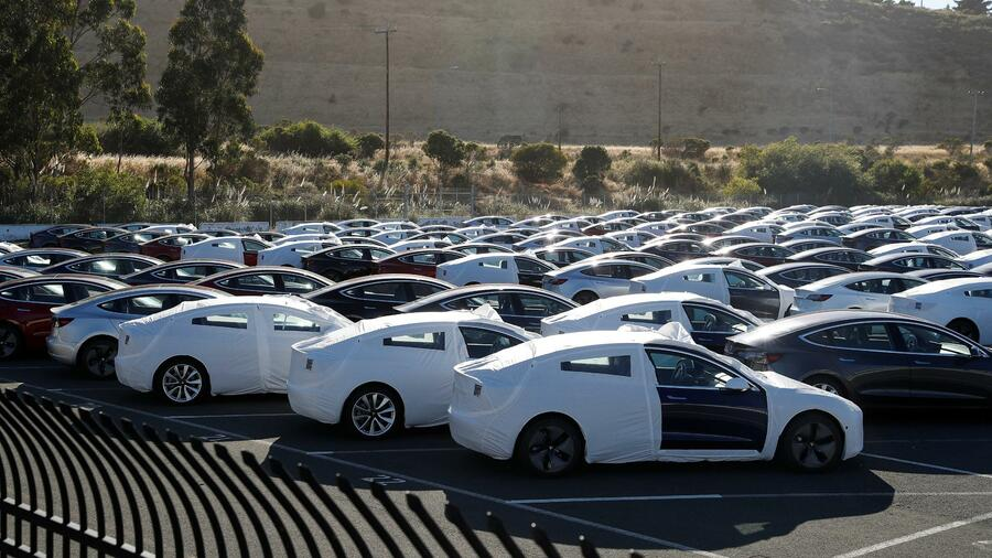 Mit Verspätung: Tesla schaffte 5.000 Model 3 in einer Woche
