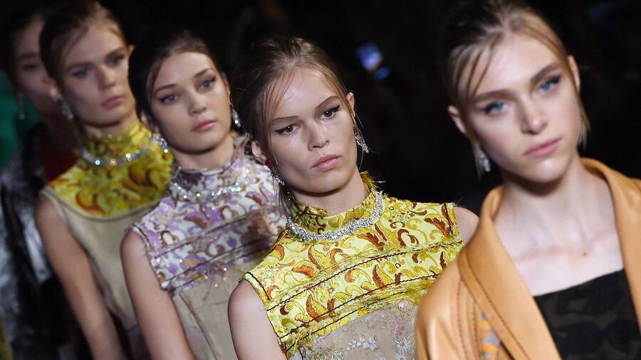 Modetrends 2015 Haute Couture In Zeiten Der Krise