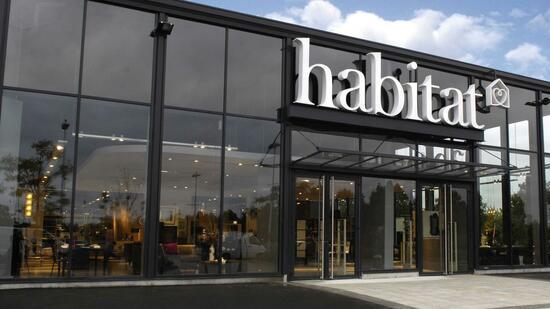 m belkette habitat designer m bel f r ganz deutschland. Black Bedroom Furniture Sets. Home Design Ideas