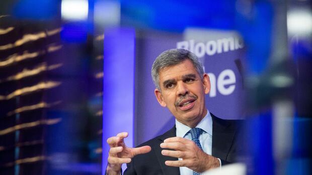 """Chefökonom der Allianz: Mohamed El-Erian: """"Eigentlich müsste man aufhören, ETFs zu kaufen"""""""