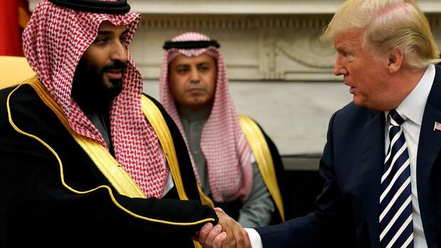 US-Repräsentantenhaus stimmt für Stopp von Trumps Waffendeals mit Saudi-Arabien thumbnail