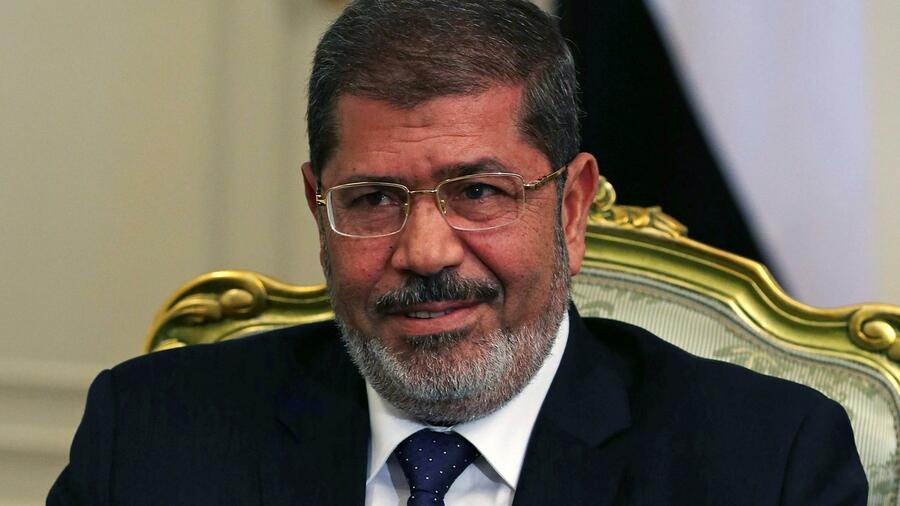 Ägyptisches Fernsehen meldet Tod von Ex-Präsident Mursi