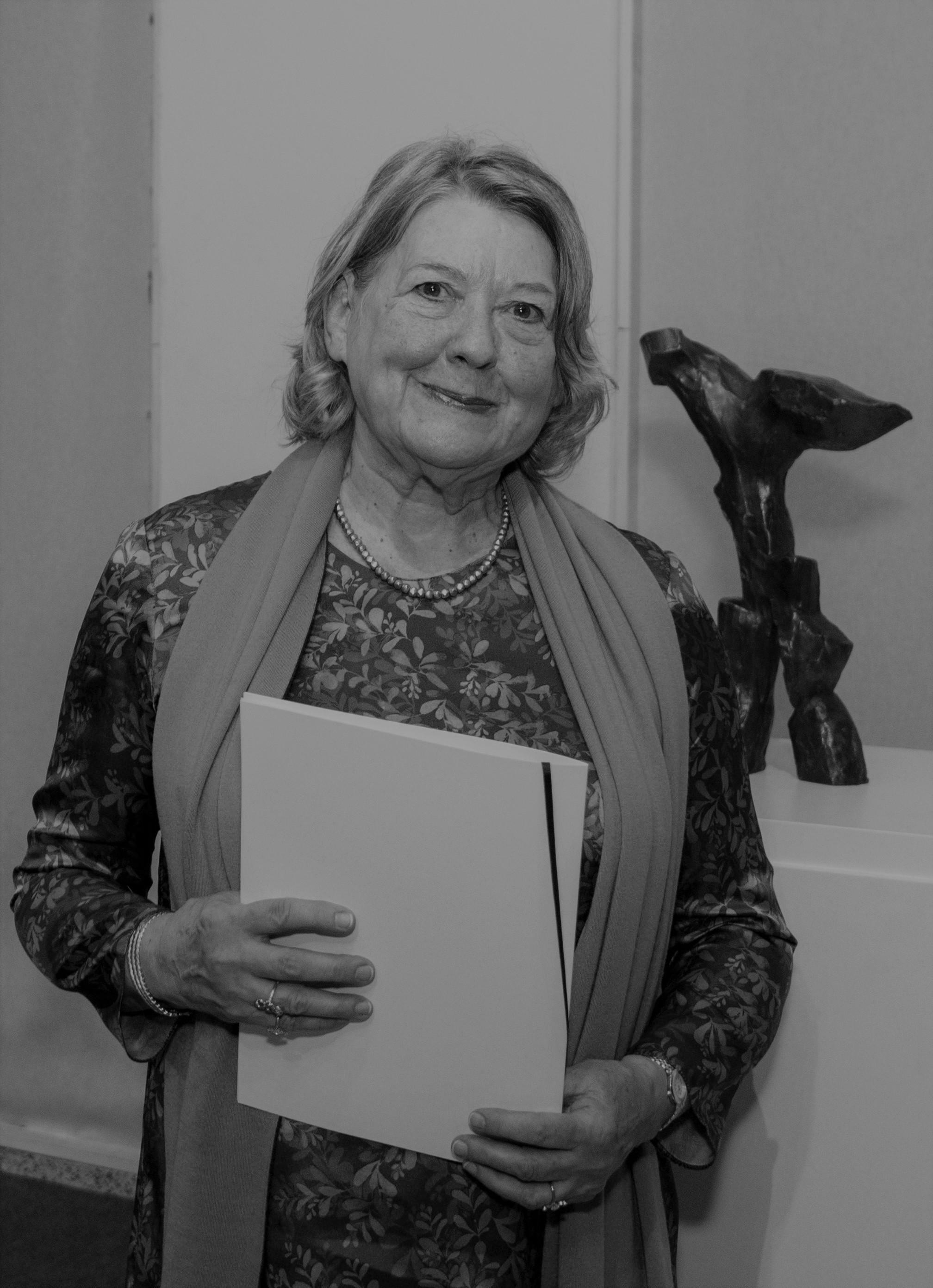 Verlegerin Monika Schoeller ist tot