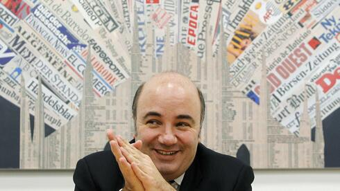 Fabrizio Viola, the new chief of the traditional bank Monte dei Paschi scavenge wants.  Source: Reuters