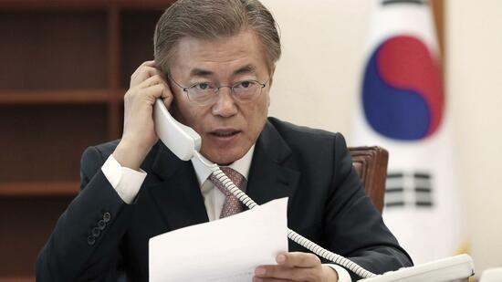 Seoul: Moon Jae In erklärt sich zum Wahlsieger