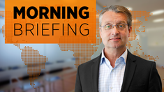Morning Briefing: Merkel bewaffnet Iraks Kurden