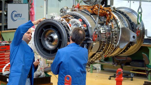 Luftfahrtindustrie: Warum Triebwerkshersteller MTU nicht an Elektroantriebe glaubt