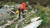 Umweltverschmutzung: Norwegische Insel wird zum Testlabor für den Kampf gegen Plastikmüll