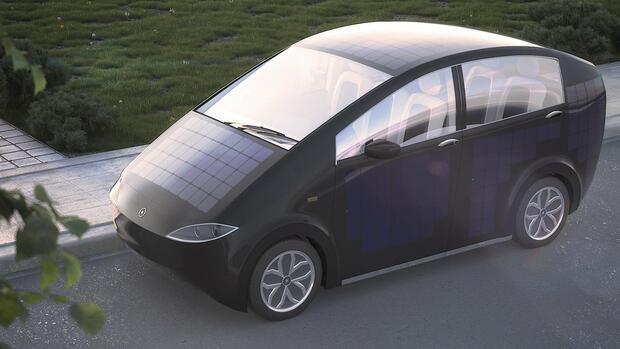 Münchener Solarauto-Firma: Sono Motors beantragt US-Börsengang
