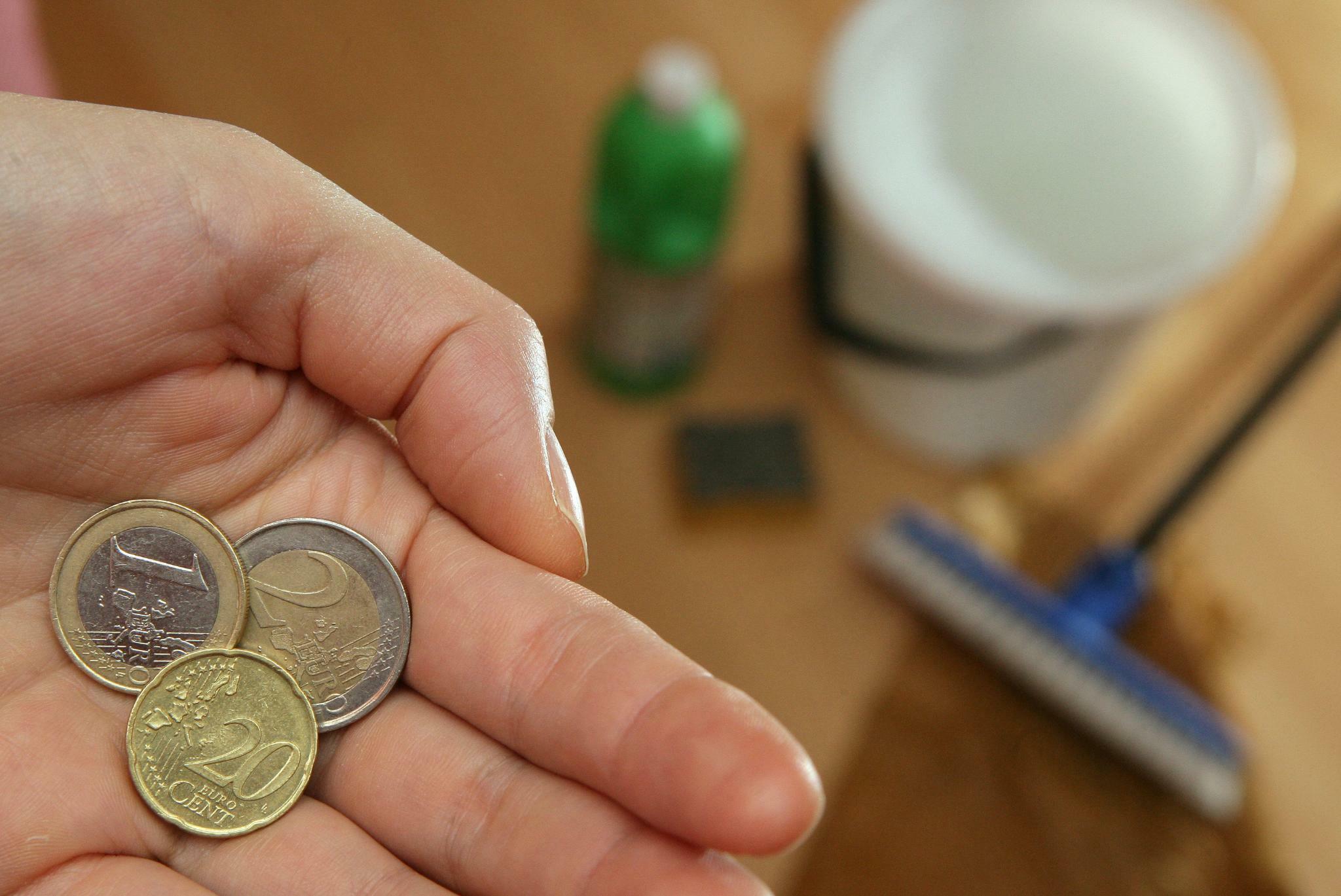 Arbeitsmarkt: Unterbeschäftigte Lohndrücker