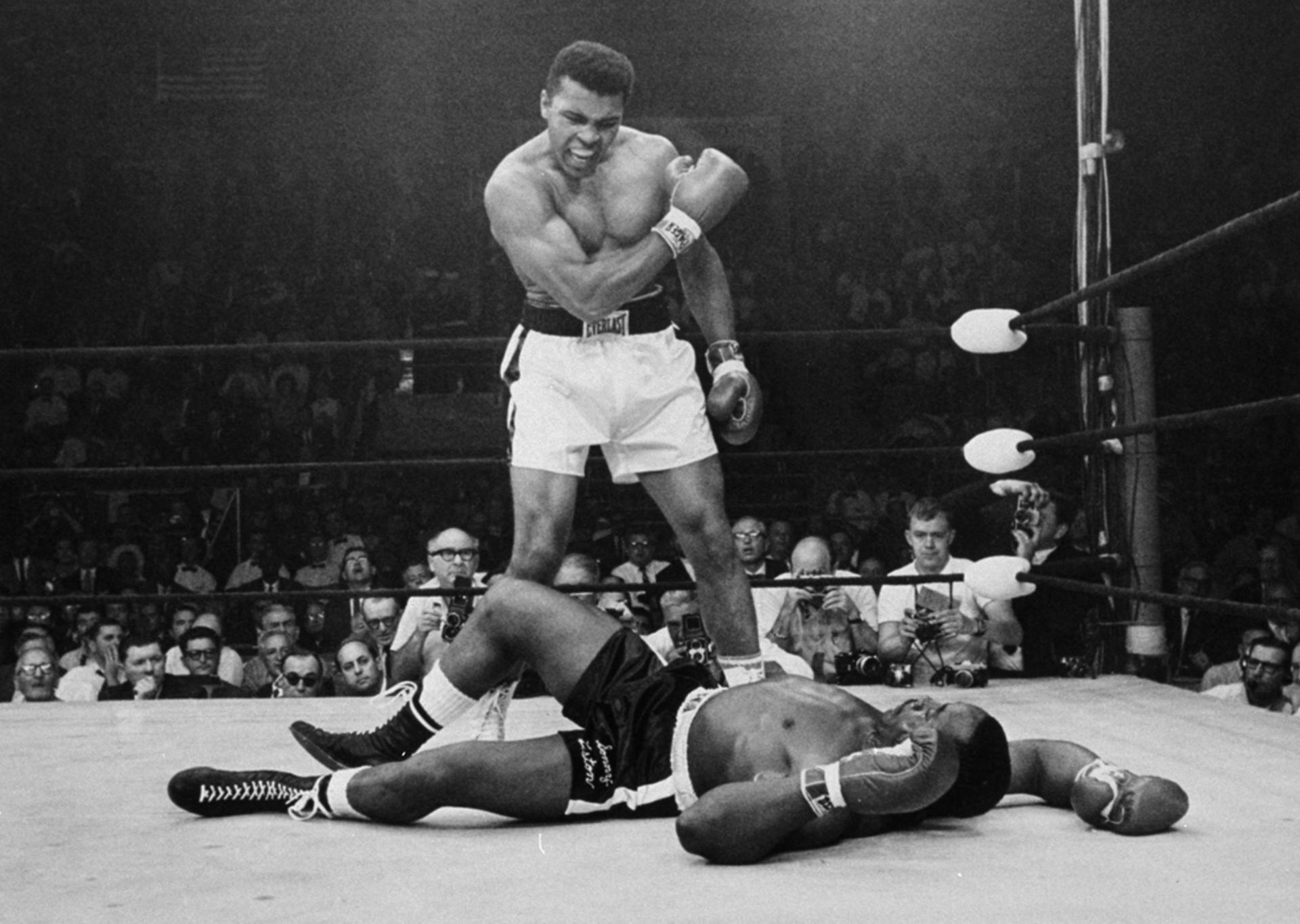 Muhammad Ali Gottes Großer Zeh