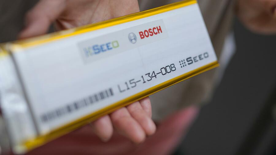 Bosch kauft in Kalifornien Know-how zu. Quelle: PR