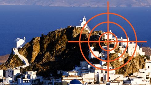 Restaurant, Firmen, Villen: Von den Steuerfahndern kann sich derzeit kein Grieche in Sicherheit wiegen. Quelle: Getty Images