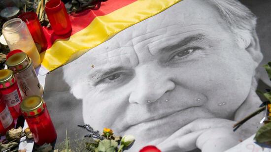 Kein Staatsakt in Deutschland für Altkanzler Kohl