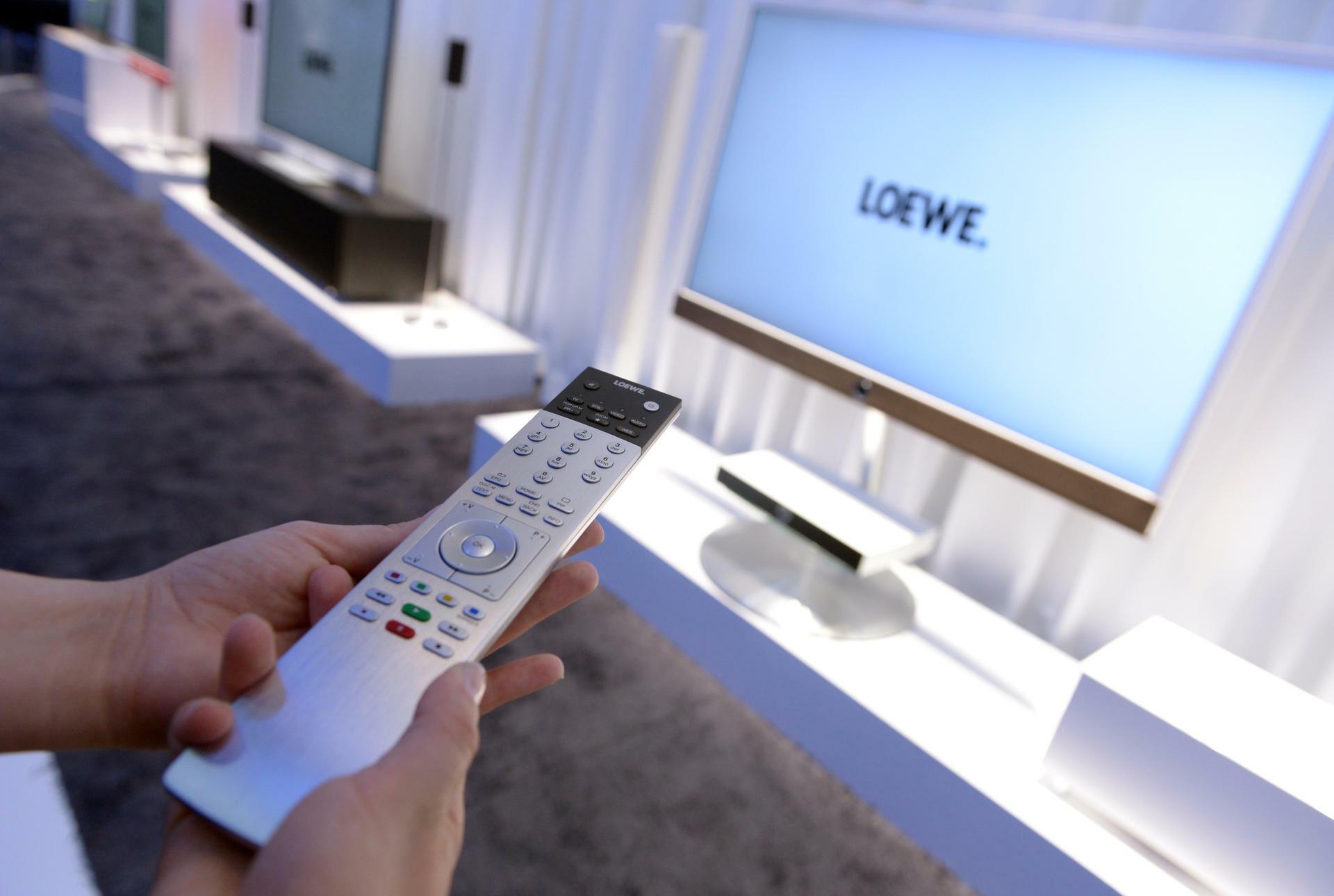 Nach Insolvenz: Loewe sieht sich zurück auf Erfolgskurs