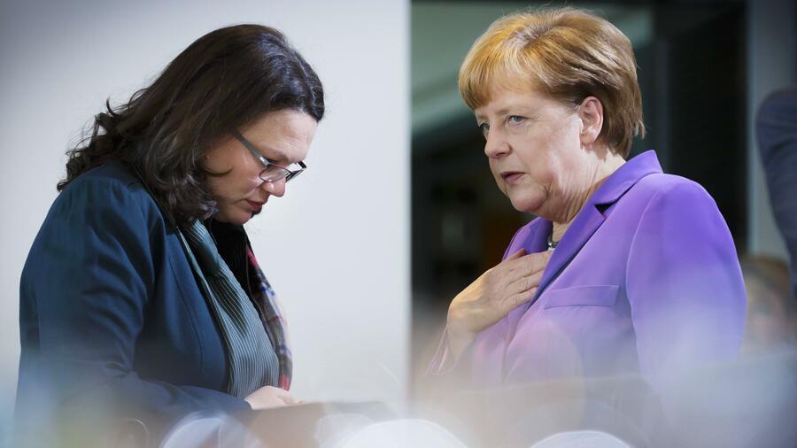 Das Ergebnis der Hessenwahl macht es für die Vorsitzenden von CDU und SPD nicht gerade einfacher.