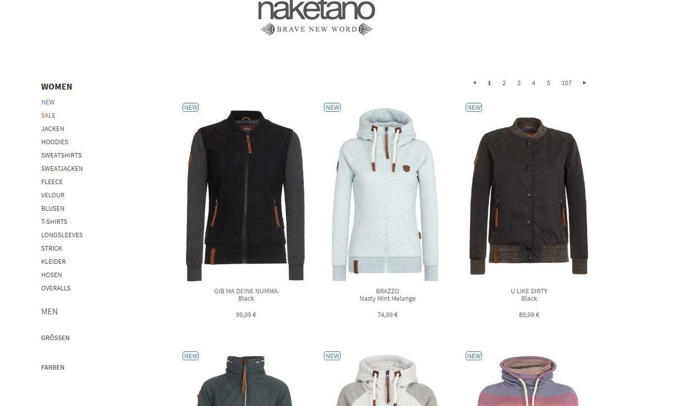 Naketano: Modelabel stellt trotz Millionen Gewinn Betrieb ein