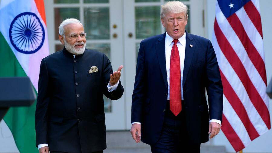 Indien kontert Donald Trump mit neuen Zöllen