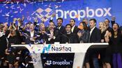 Online-Speicherdienst: Dropbox-Aktie legt beim Börsendebüt an der Nasdaq ein Kursfeuerwerk hin