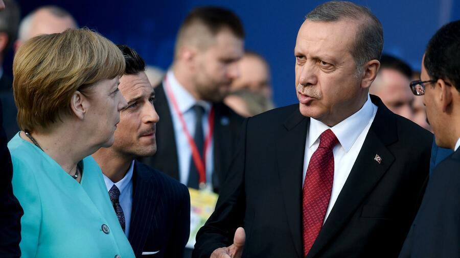 EU spricht wieder mit Erdogan