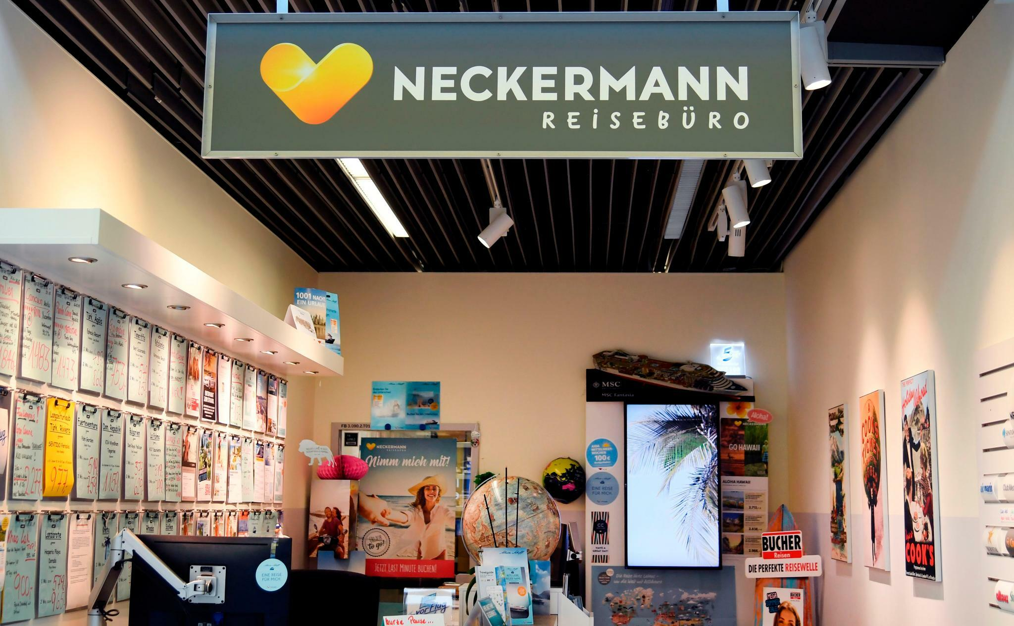 neckermann reisen 2020