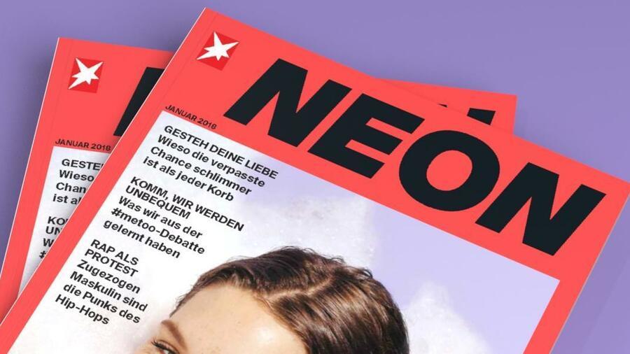 Gruner Und Jahr Zeitschriften neon gruner jahr stellt magazin ein
