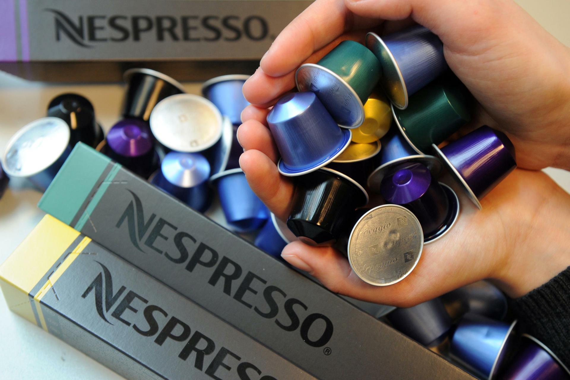 Смак і види кави в капсулах Nespresso для кавоварок