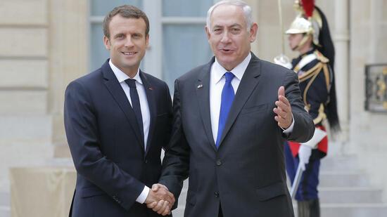 Macron und Netanjahu gedenken Massenverhaftung von Juden