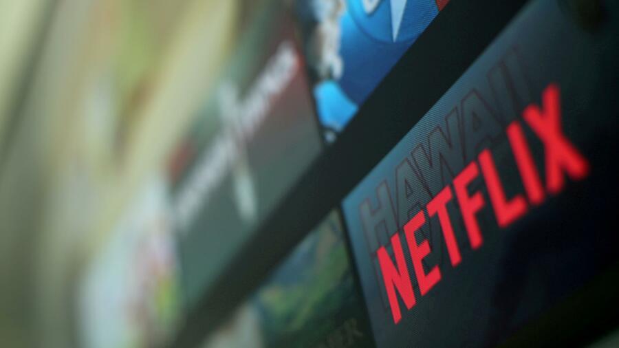 Investoren von Zahlen enttäuscht: Netflix-Aktie stürzt um 14 Prozent ab