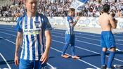 Fußball: Julian Schieber wechselt von Hertha BSC zum FC Augsburg