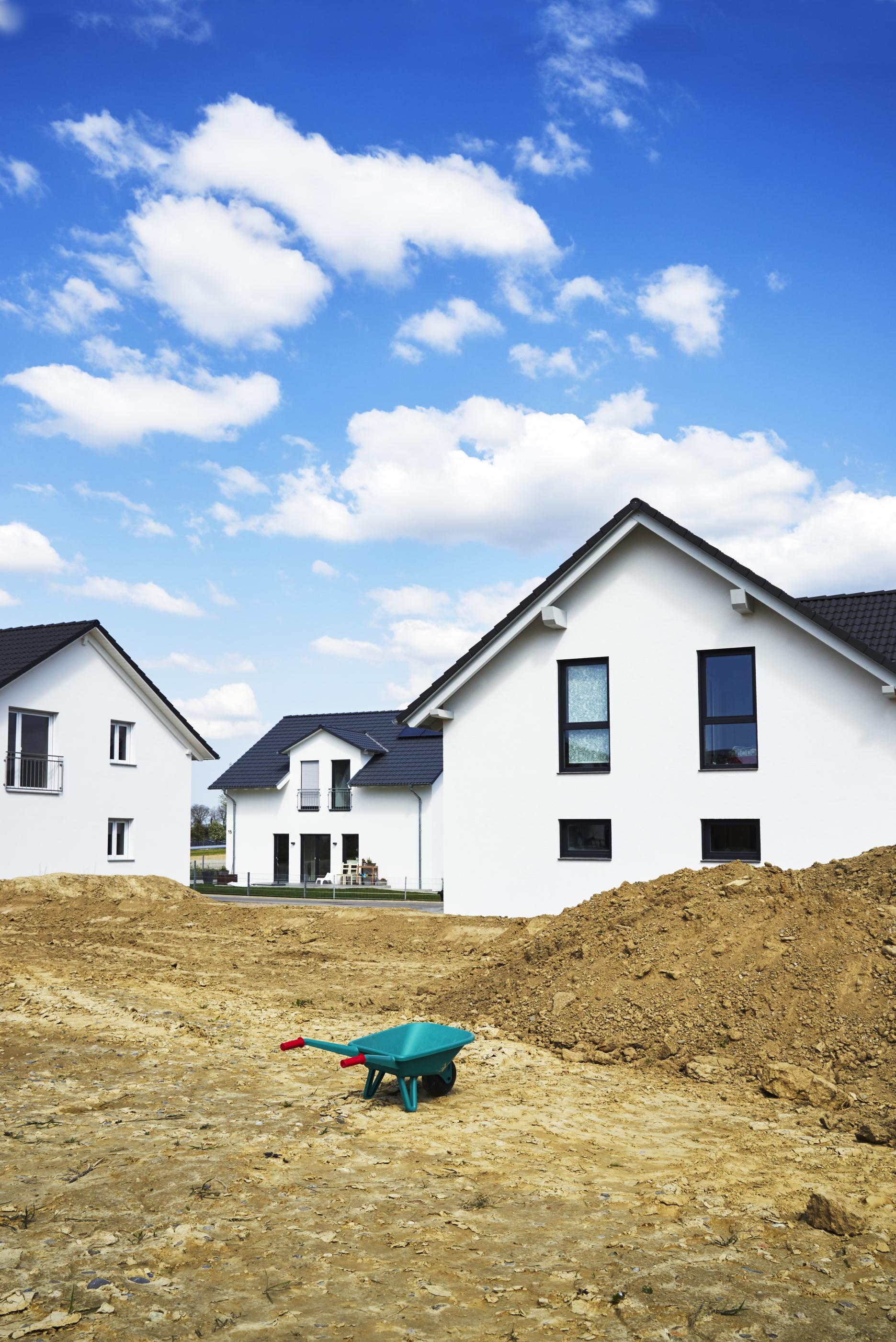 Baufinanzierung zum Nulltarif: Auch in Deutschland bald Realität?