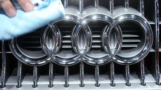 Audi sieht Trendwende bei Verkauf in China