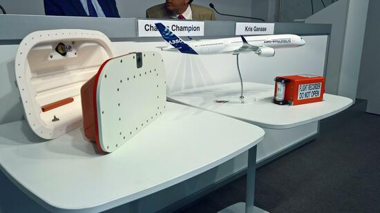 Airbus winkt weiterer Großauftrag aus Iran