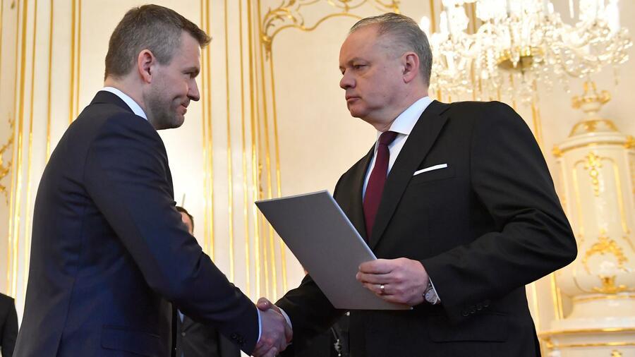 Neue Regierung der Slowakei übersteht Vertrauensabstimmung