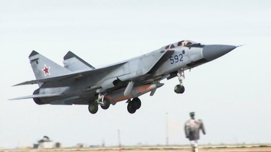 Russland testet neue Hyperschallrakete