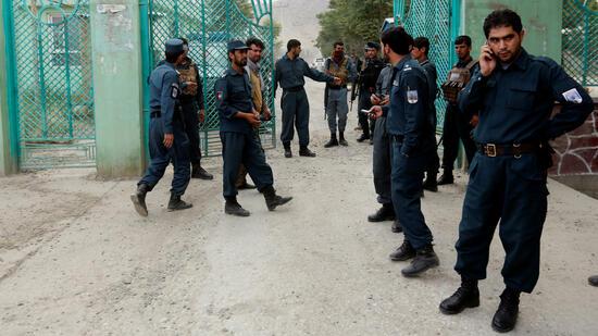 Viele Tote und Verletzte: Explosion bei Trauerfeier in Kabul