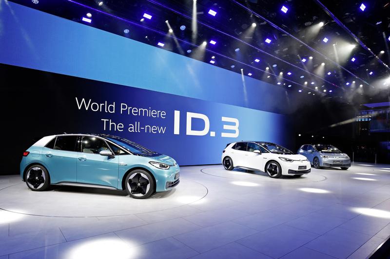 Elektroauto: Diese fünf Details am VW ID.3 fallen auf