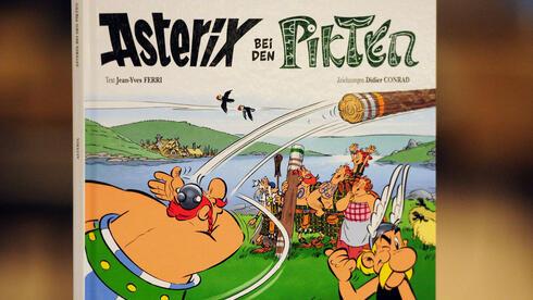 Asterix Neuer Band