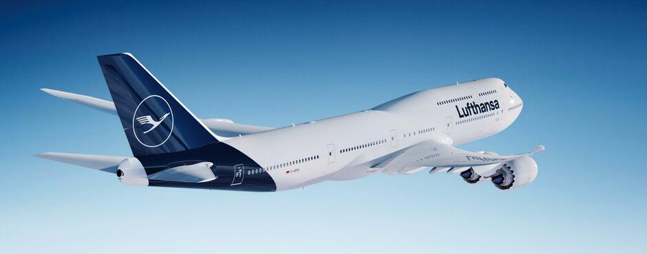 Lufthansa überrascht mit neuem Flieger-Design
