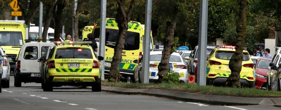 Neuseeland Christchurch Update: Neuseeland: Viele Tote Bei Angriff Auf Moscheen In