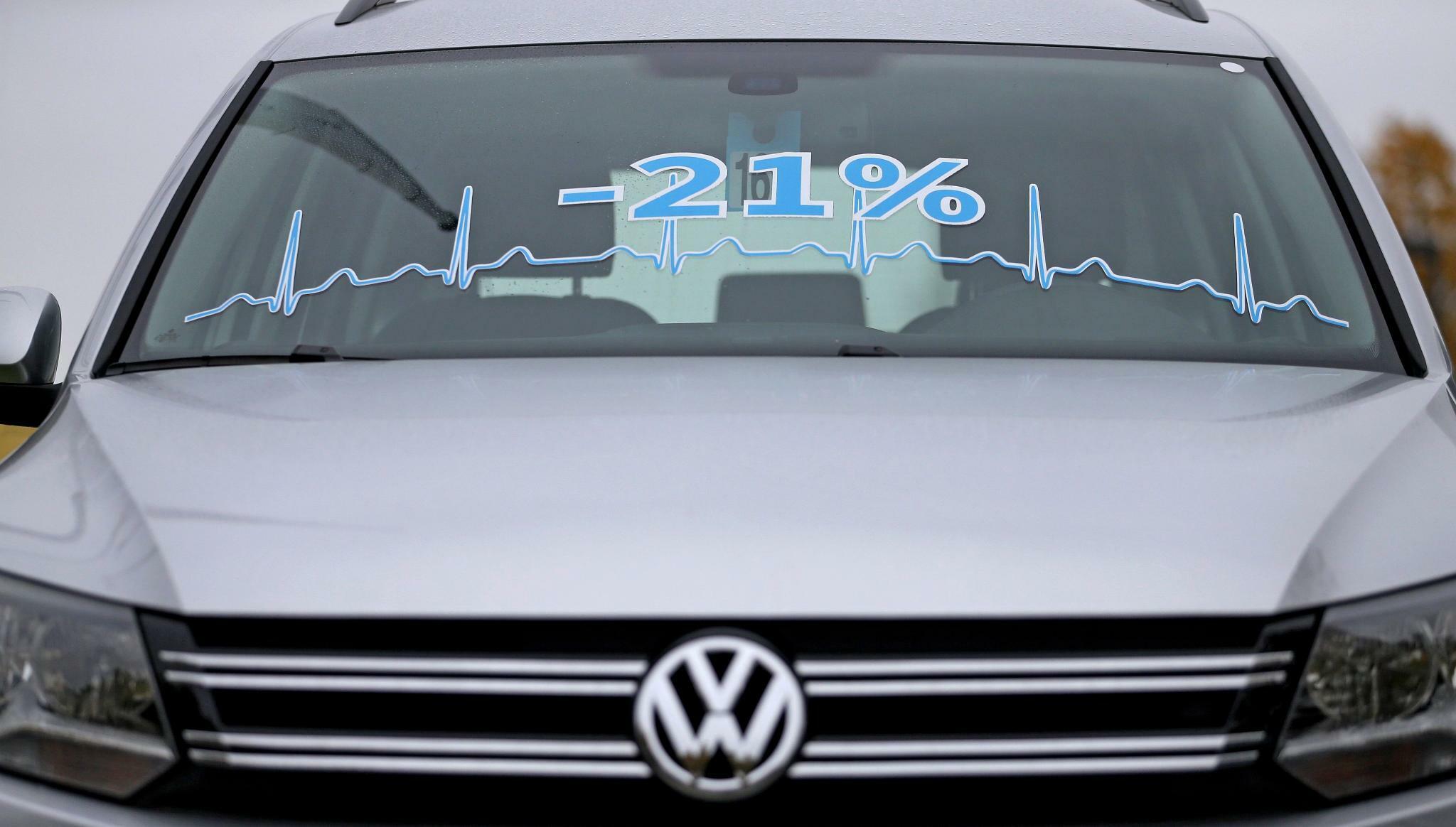 26b1582ae4a4cf Autobauer drücken neue Diesel mit Sonder-Rabatt in den Markt