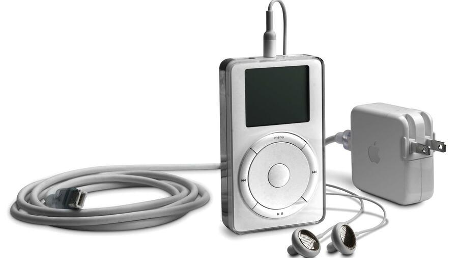 Abschied vom Ur-iPod