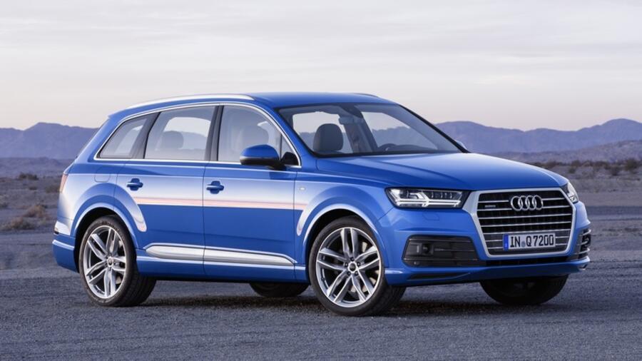 Audi Q7 3 0 Tdi Quattro Technische Daten